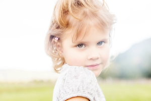 Durango Colorado family pictures, Teagan turns 5, Child photography